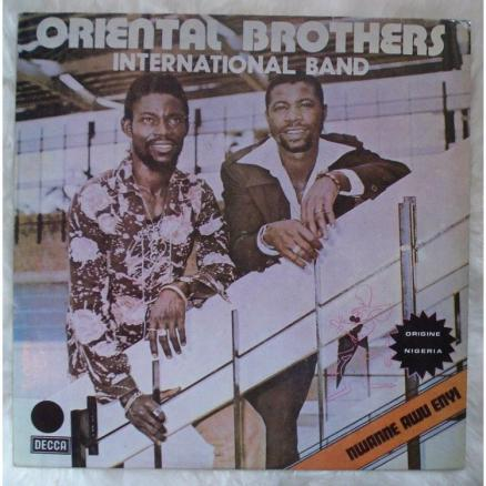 Oriental Brothers 70s