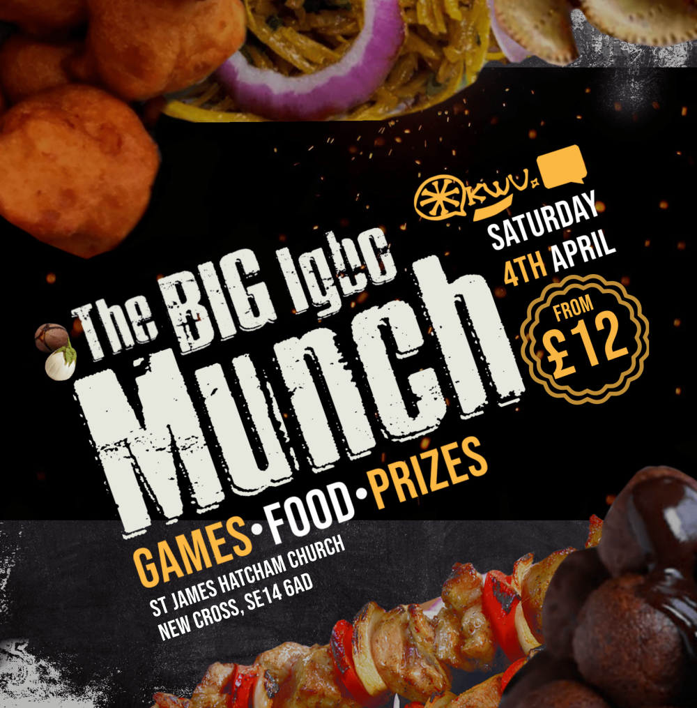 The Big Igbo Munch-