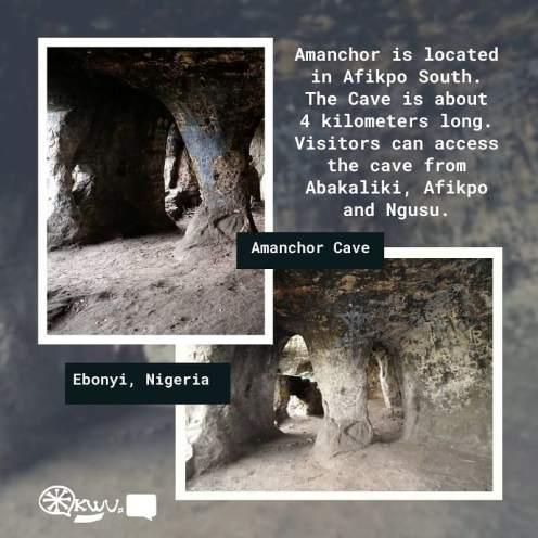Amanchor Cave